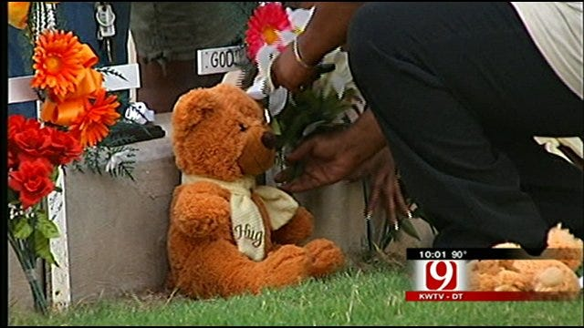 Vigil Held For 5-Year-Old OKC Homicide Victim