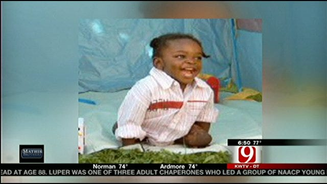 British Family Travels To Oklahoma To Give Son New Legs