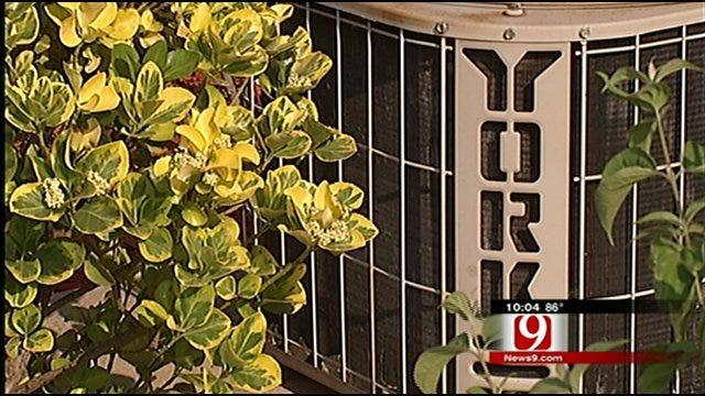Summer Heat Keeps AC Companies In Oklahoma Busy