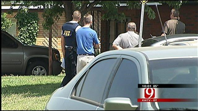 Police Raid Suspected Adoption Scam Home