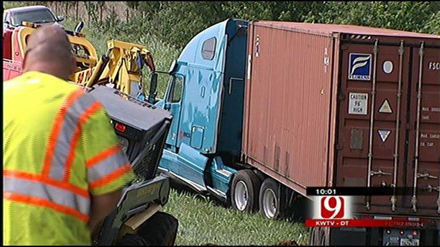 Blanchard Girl Dies In I-35 Crash Near Dibble