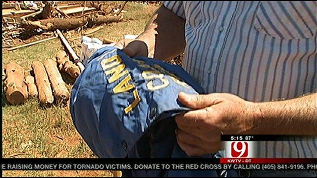 Oklahomans Find 'Tornado Treasures'