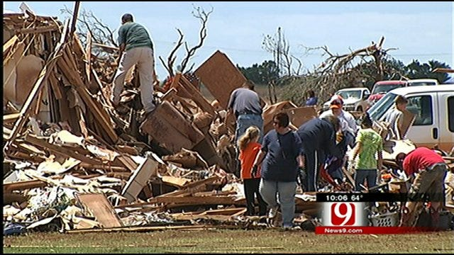 Shelter In Cashion Protects Nearly A Dozen People