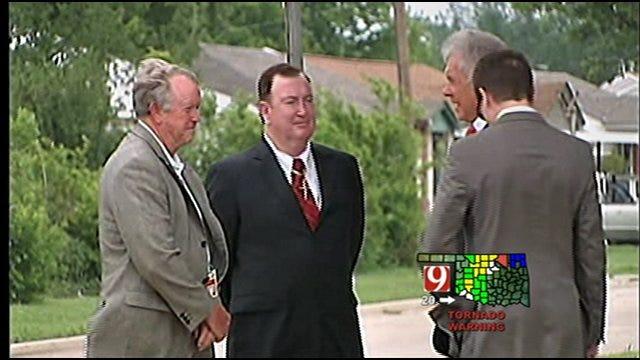 Ersland Jury Visits Scene Of Deadly Shooting