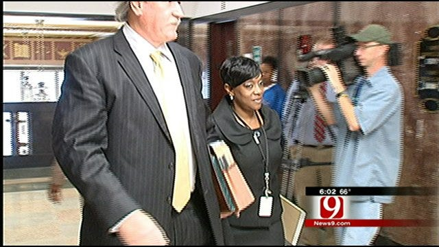 County District Judge's Criminal Hearing Continued