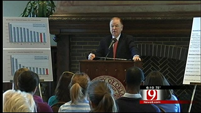 OU President Boren Says Tuition Hike Likely For Last Year