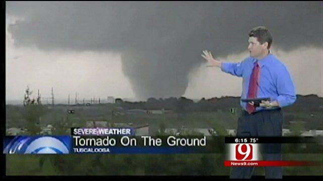 Alabama Meteorologist Recalls 'Violent' Storm That Ripped Through State