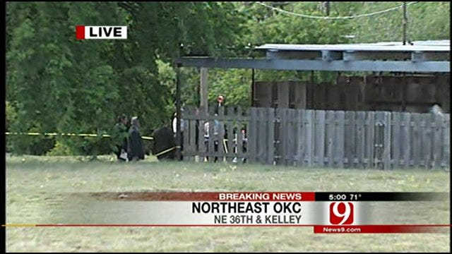 Man's Body Discovered Inside Northeast Oklahoma City Car Wash