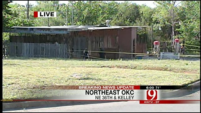 Man Says Body Found At N.E. OKC Carwash Matches Description Of Armed Robber