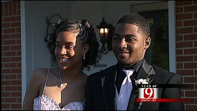 OKC Bombing's Youngest Survivor Enjoys Senior Prom