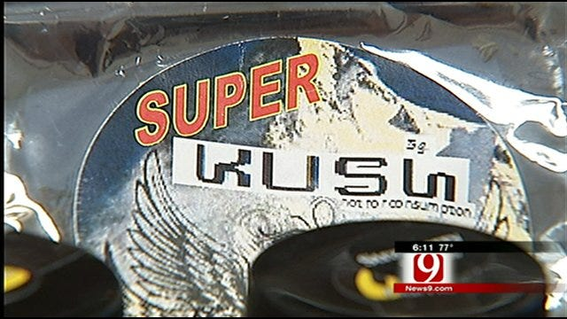 Synthetic Drugs Proliferating in Oklahoma