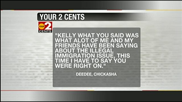 Your 2 Cents: Washington Neglecting Illegal Immigration Issue