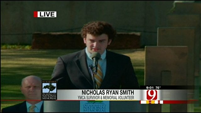 16 Years Later: Nicholas Ryan Smith