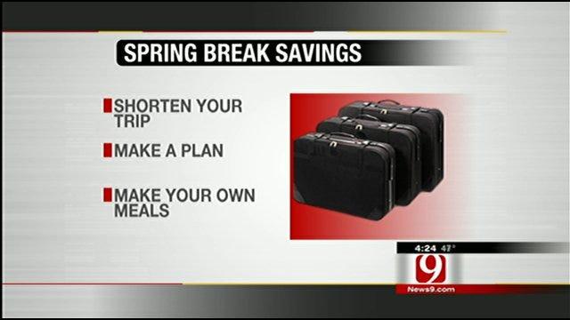 Victoria Woods: Spring Break Savings On The Road