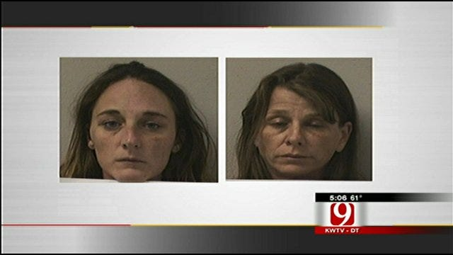 Women Accused Of Stealing Checks, Tying Up Senior