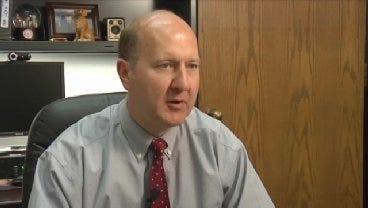 WEB EXTRA: OKC Police MSgt. Gary Knight On Death Of Man In Police Custody