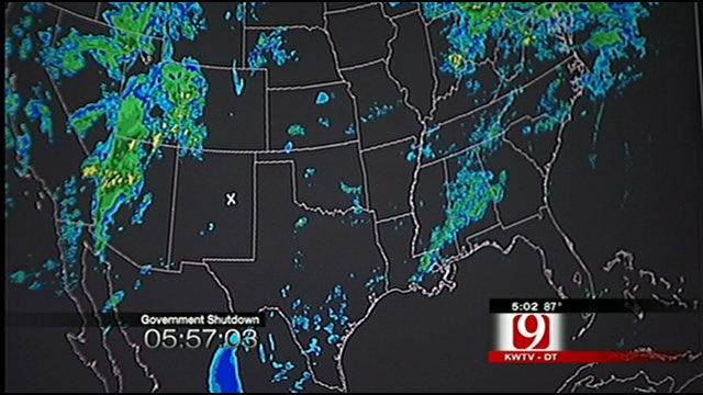 National Weather Service In Norman Ready To Weather Storm If Government Shutdowns