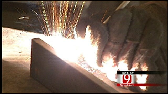 Welders In Many Counties Halted By Burn Ban