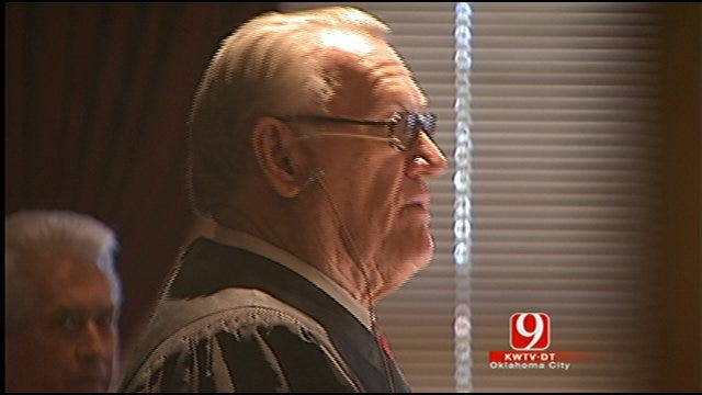 Cleveland County Judge Denies Motion To Be Removed From All Cases