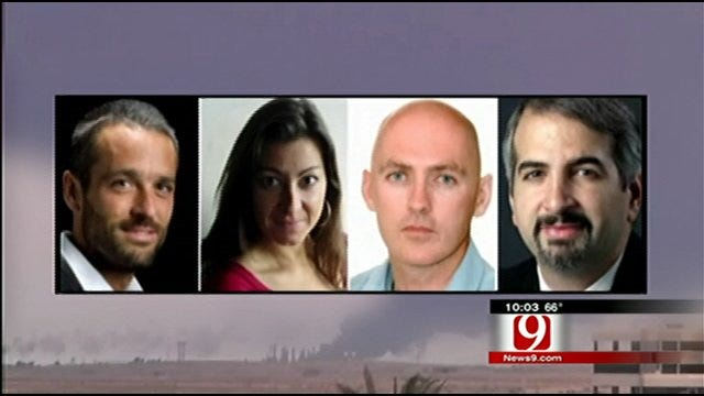 Oklahoman 1 Of 4 NY Times Journalists Reportedly Missing In Libya