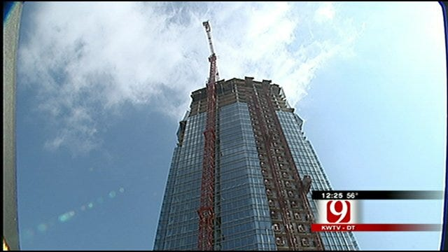 Devon Energy Building Growing At Remarkable Pace