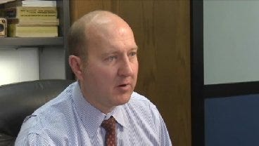 Police MSgt. Gary Knight Discusses Shots Fired Near Sleeping Children