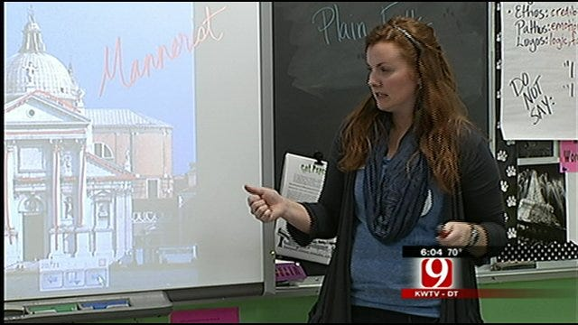 Teacher Calls Cuts To National Board Bonuses 'Demoralizing'
