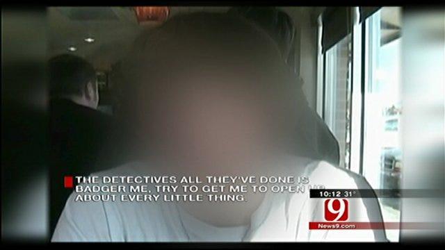 Victim's Family: Accuser Recants Story Alleging OKC Police Officer Molested Him