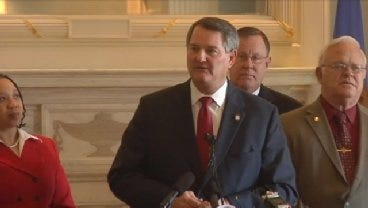 Rep. Morgan Discusses Legislation To Ban Texting While Driving