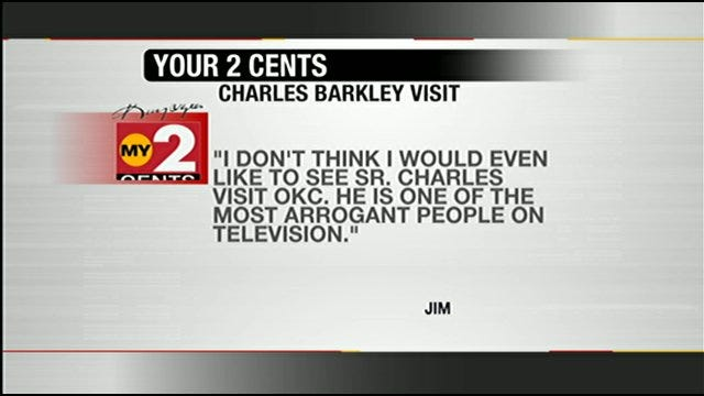 Your 2 Cents: Charles Barkley Still Needs To Visit OKC