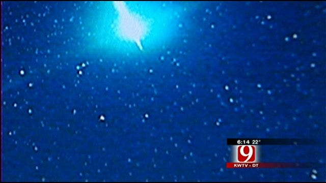 Meteors Not Rare Occurrences, Just Rare To See
