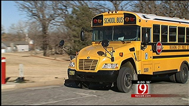 Parents Outraged By Oklahoma City School Bus Driver's Behavior
