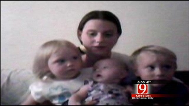 Del City Community Grieves Loss Of 3 Children In RV Fire
