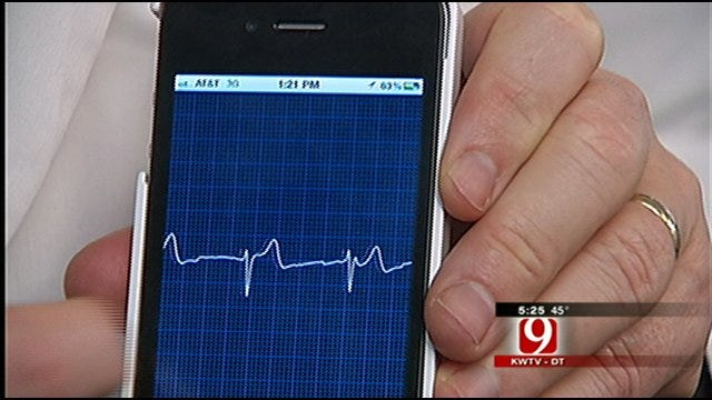 iPhone App Allows Heart Monitoring At Your Fingertips