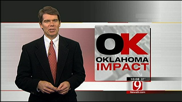 Governor Must Take Extra Steps To Pay Oklahoma's New Secretary Of State