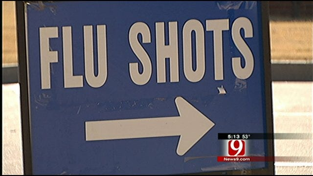 Doctors Continue To Encourage Everyone To Get A Flu Vaccine