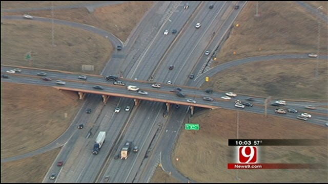 I-235, I-44 Interchange Makeover Could Take 10 Years To Complete