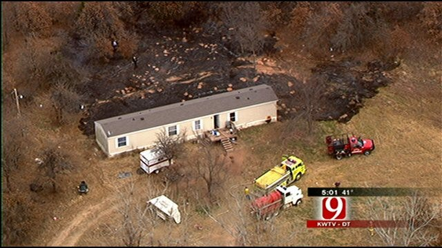 Mother Grateful Neighbor Rescued Children From Burning Home