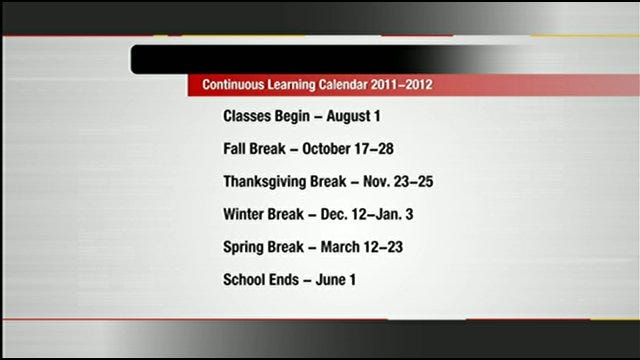 My 2 Cents: Continuous Learning Calendar