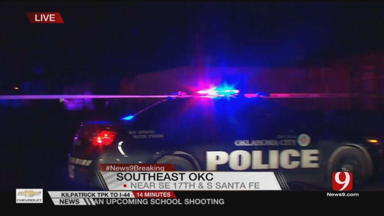 Police Investigate SE OKC Assault, Auto-Ped Crash