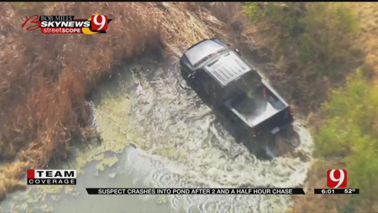Wild Police Chase Lasts Nearly 3 Hours