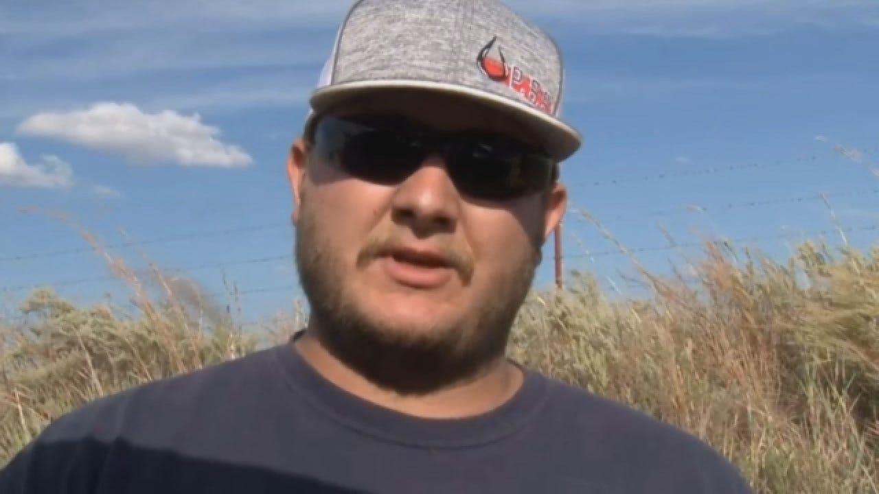 Fargo Firefighter Aaron Bergeron Interview