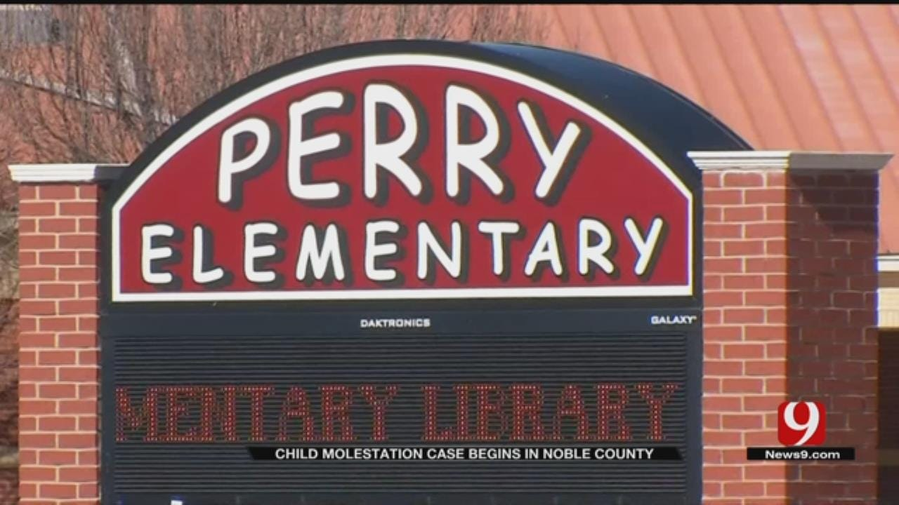 Students Testify Against Perry Teacher's Assistant