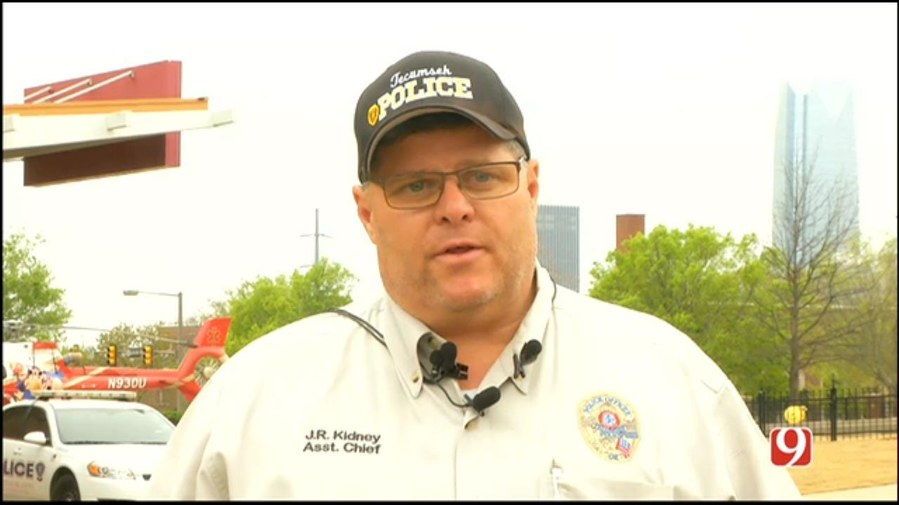 Tecumseh Officer Killed In The Line Of Duty