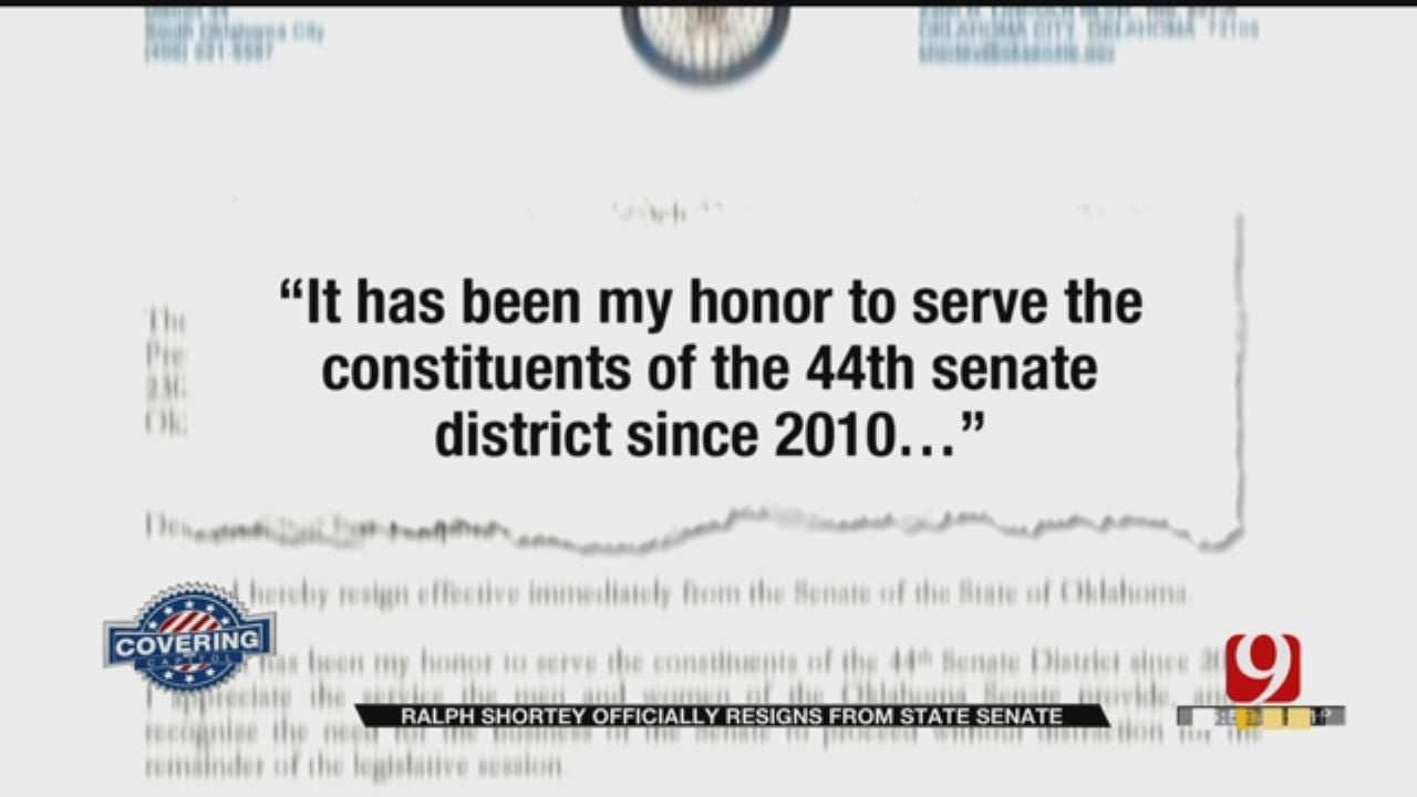 Sen. Ralph Shortey Resigns Days After Arrest For Child Prostitution