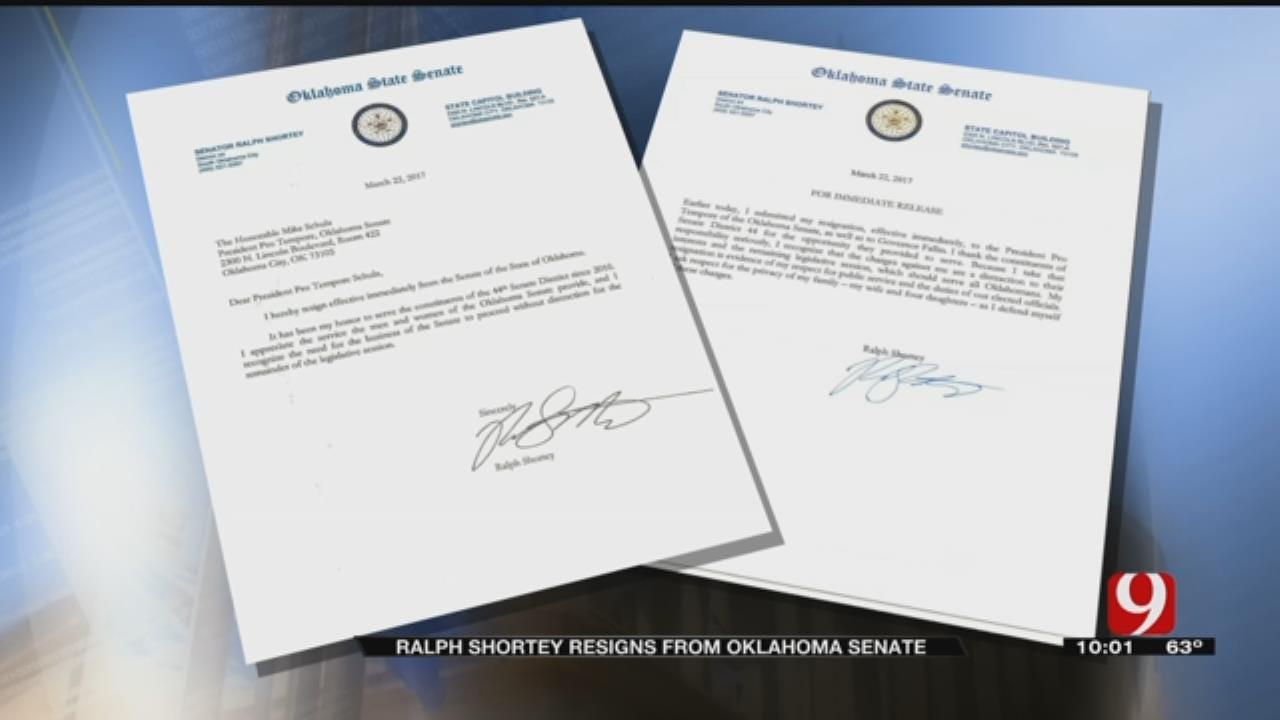State Senator Resigns Amid Criminal Investigation