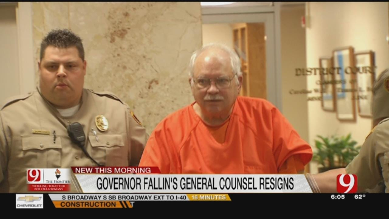 Fallin's General Counsel Resigns In Conflict Of Interest Controversy