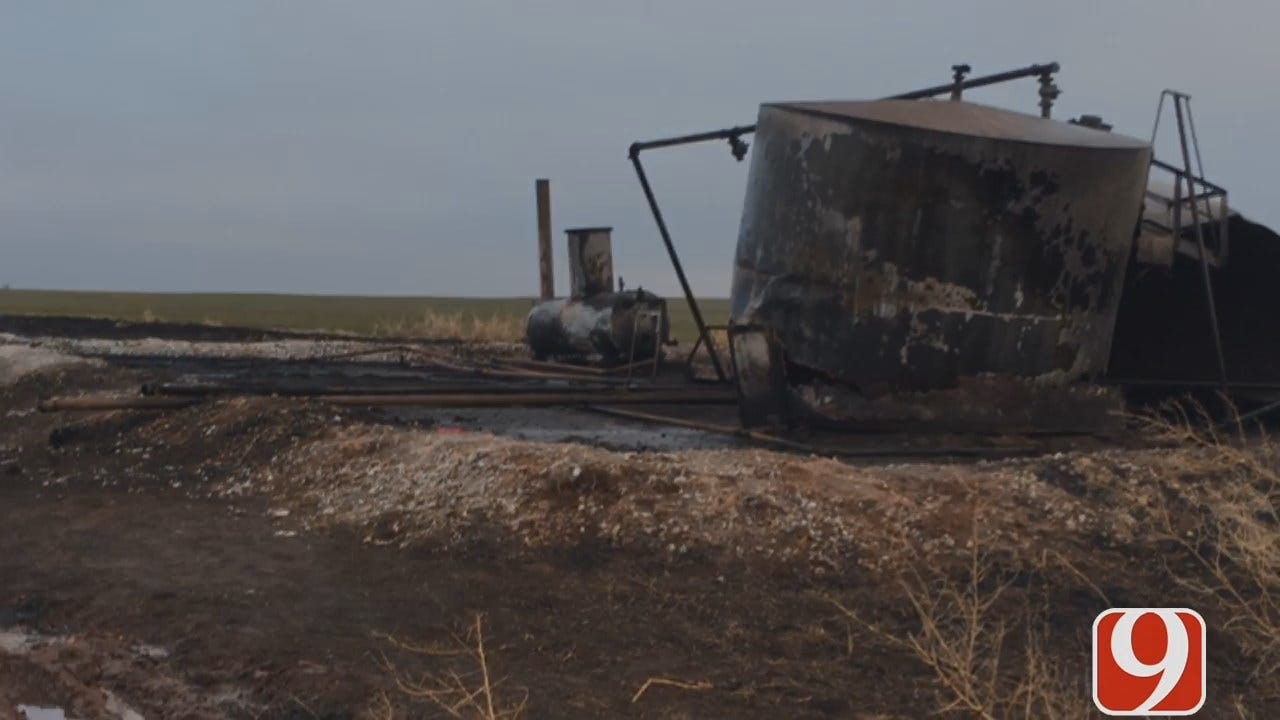 WEB EXTRA: Person Killed In Oil Tanker Explosion