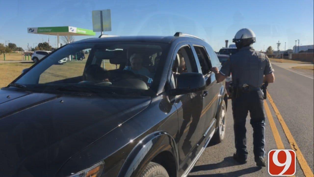 WEB EXTRA: Police Conduct Vehicle Checks At WRWA
