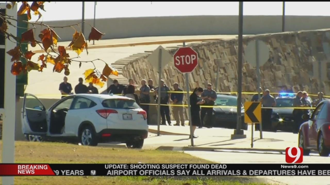News 9 Team Coverage Of Fatal Airport Shooting